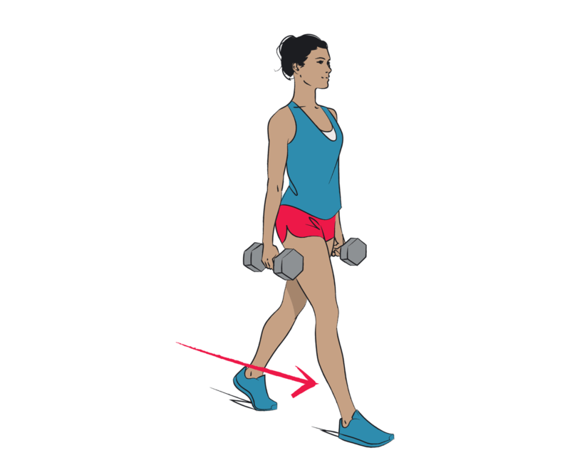 Чем полезно упражнение «прогулка фермера» и как правильно его выполнять. Изображение номер 3