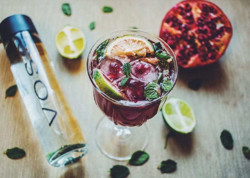 Что пить в новогоднюю ночь: рецепты безалкогольных коктейлей вместо шампанского. Изображение номер 1