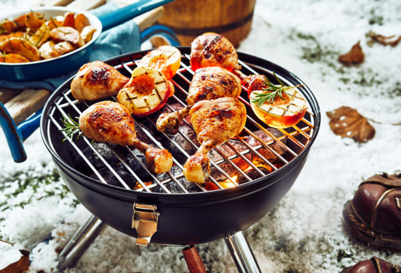 Изображение рецепта Курица с абрикосами