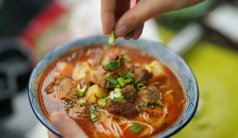 Изображение рецепта Суп с перепёлкой и лапшой