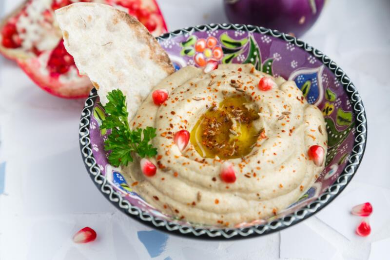 Изображение рецепта Баба гануш