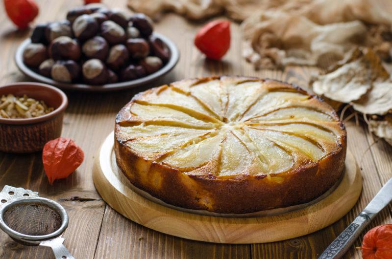 Изображение рецепта Грушевый пирог