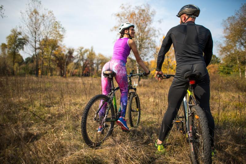 Что произойдёт, если вы будете кататься на велосипеде каждый день. Изображение номер 1