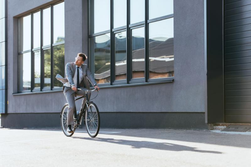 Что произойдёт, если вы будете кататься на велосипеде каждый день. Изображение номер 2