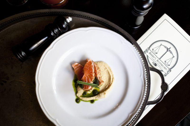 Изображение рецепта Татаки из лосося