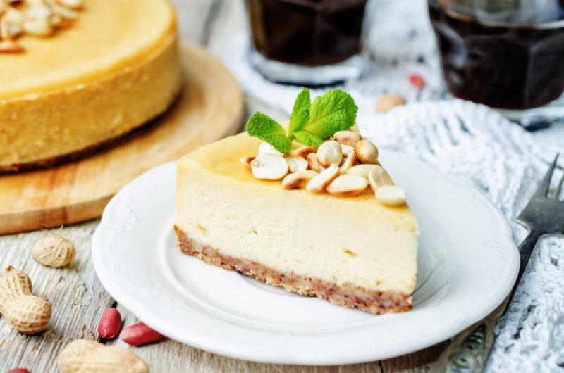Изображение рецепта Арахисовый торт