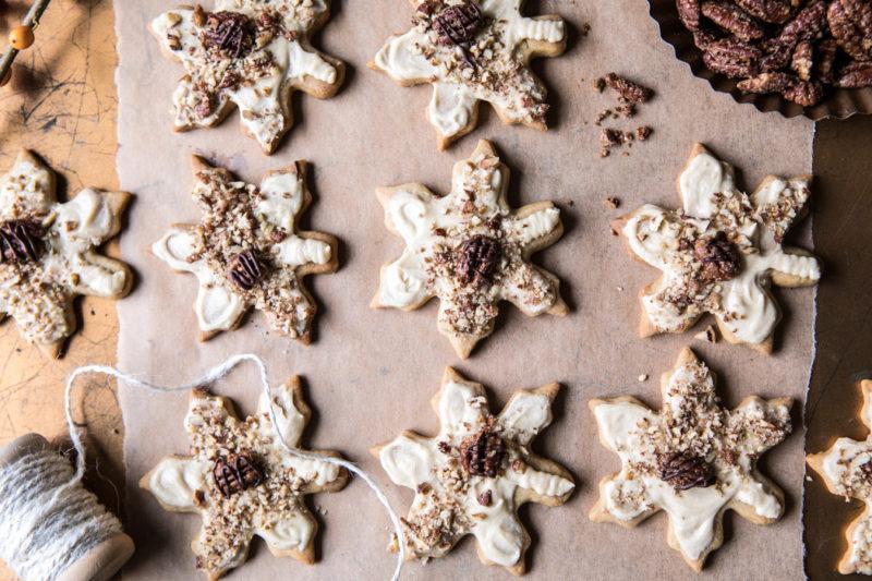 Изображение рецепта Печенье с пеканом