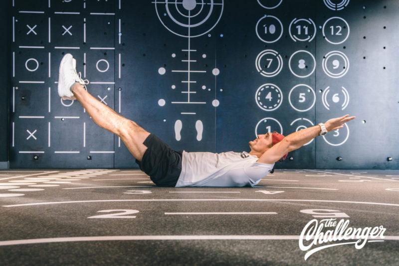 Июльский челлендж: 3 упражнения, которые помогут вам увидеть свой пресс. Изображение номер 1