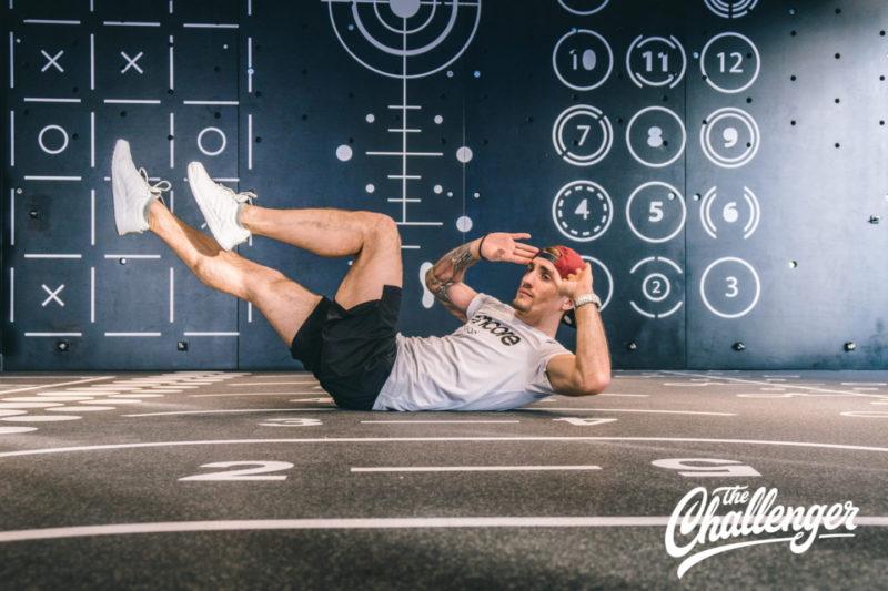Июльский челлендж: 3 упражнения, которые помогут вам увидеть свой пресс. Изображение номер 3