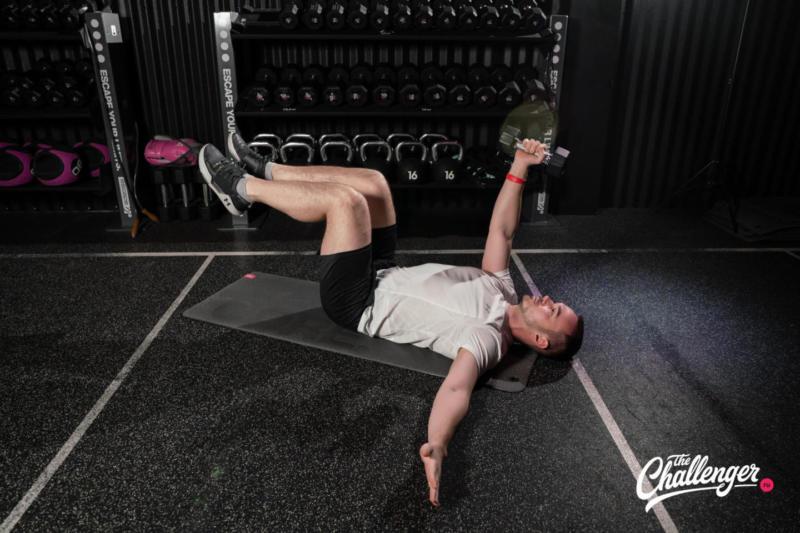 Июльский челлендж: скручивание на косые мышцы живота. Изображение номер 1
