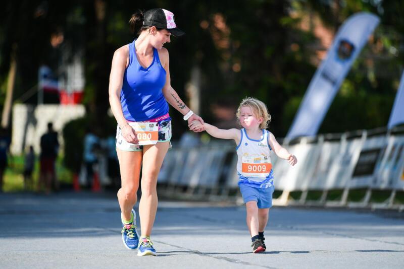 Как безопасно научить ребёнка бегать: советы тренера. Изображение номер 2