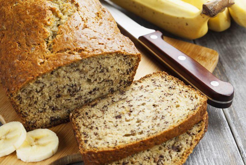 Изображение рецепта Банановый хлеб