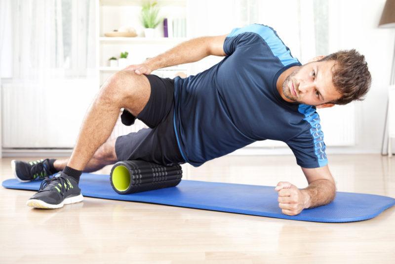 Как облегчить боль в мышцах после тренировки. Изображение номер 2