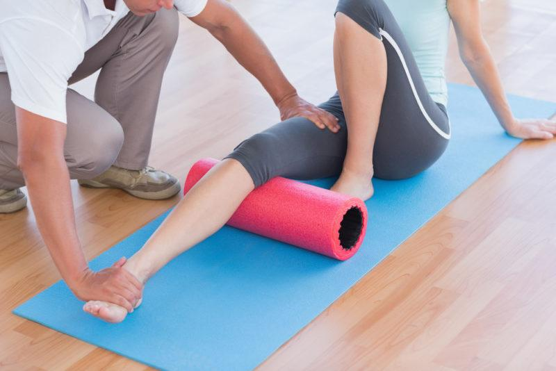 Как облегчить боль в мышцах после тренировки. Изображение номер 3