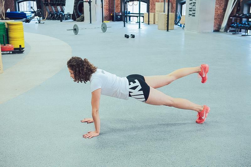 Как похудеть за 2 минуты в день: комплекс из 7 упражнений. Изображение номер 7