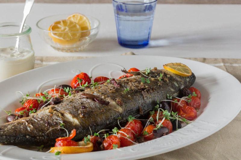 Как правильно запекать рыбу: 4 рецепта полезных блюд. Изображение номер 2