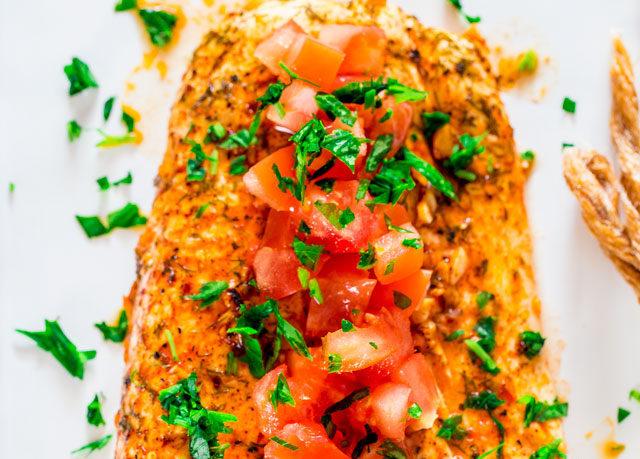 Как правильно запекать рыбу: 4 рецепта полезных блюд. Изображение номер 3
