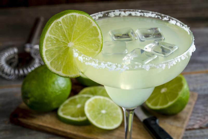 Изображение рецепта Безалкогольная маргарита