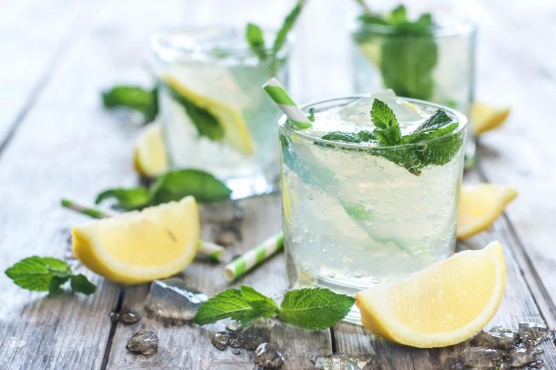 Изображение рецепта Мятный лимонад