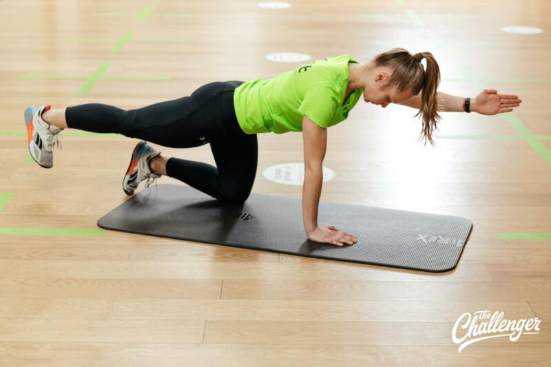 Как укрепить мышцы при диастазе: 6 полезных упражнений. Изображение номер 13