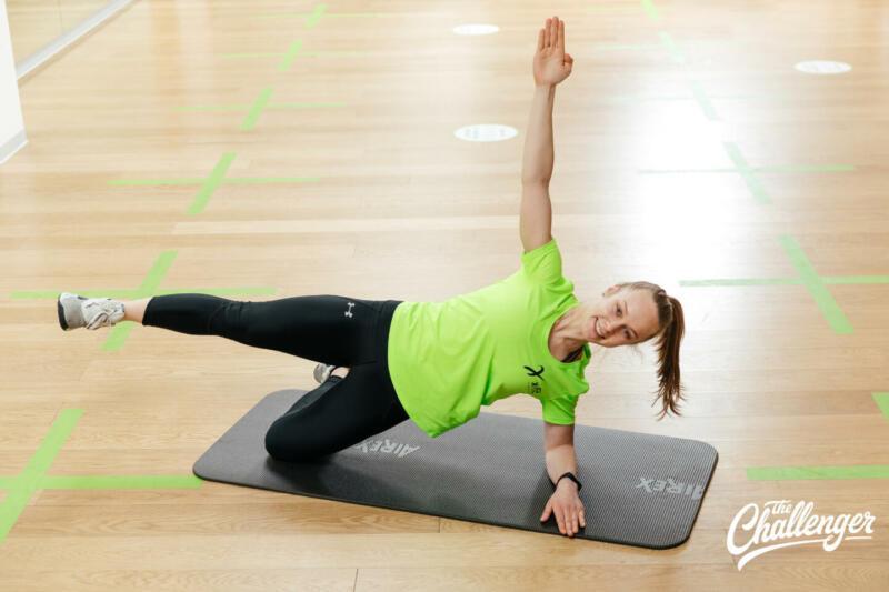 Как укрепить мышцы при диастазе: 6 полезных упражнений. Изображение номер 16