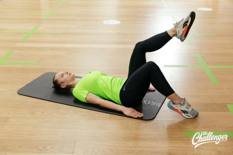 Как укрепить мышцы при диастазе: 6 полезных упражнений. Изображение номер 5
