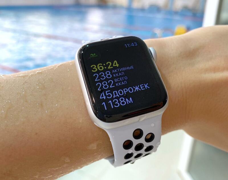 Как устроены Apple Watch Nike Series 6 и помогут ли они тренироваться эффективнее. Изображение номер 1