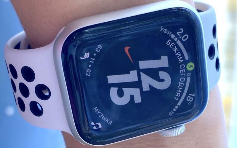 Как устроены Apple Watch Nike Series 6 и помогут ли они тренироваться эффективнее. Изображение номер 2