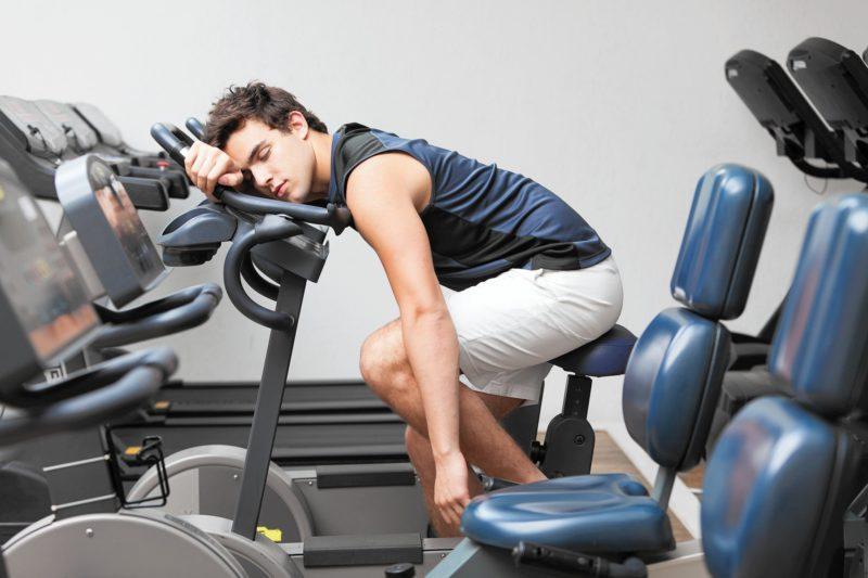 Как вести себя в фитнес-клубе: 15 правил джентльмена. Изображение номер 3