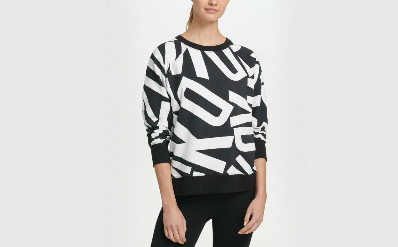 Какую спортивную одежду носить этой осенью: обзор 10 женских моделей от DKNY Sport. Изображение номер 1