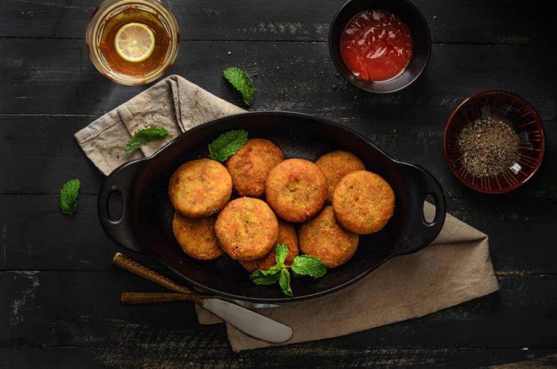 Изображение рецепта Вегетарианские котлеты