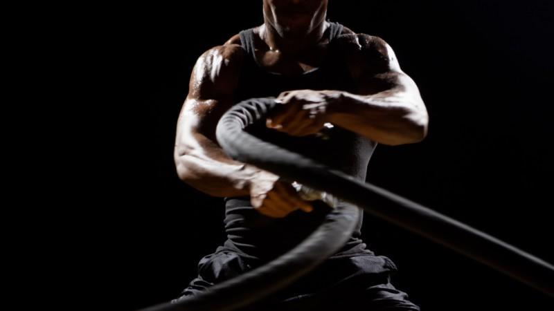 Круговая тренировка, сжигающая на 30% больше жира, чем обычно. Изображение номер 1