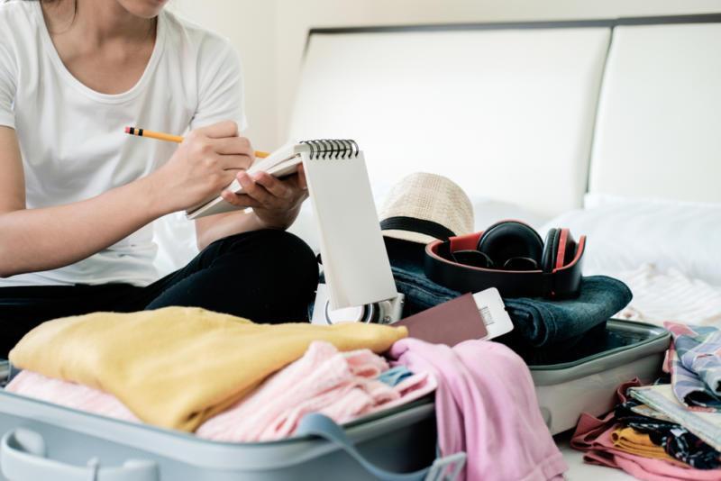 Лайфхак: как собрать чемодан. Изображение номер 1