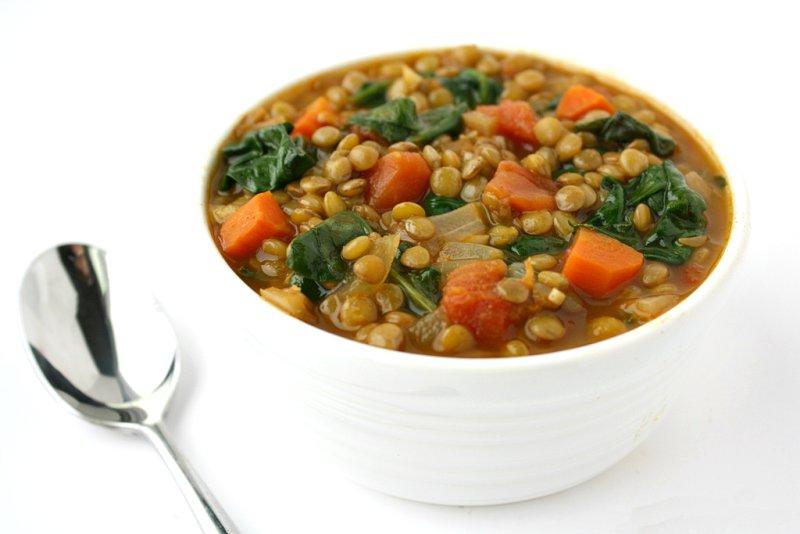 Лучшие вегетарианские рецепты для набора мышечной массы. Изображение номер 2
