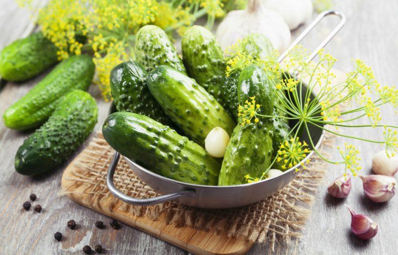 Маринованные на зиму овощи: 5 рецептов. Изображение номер 1