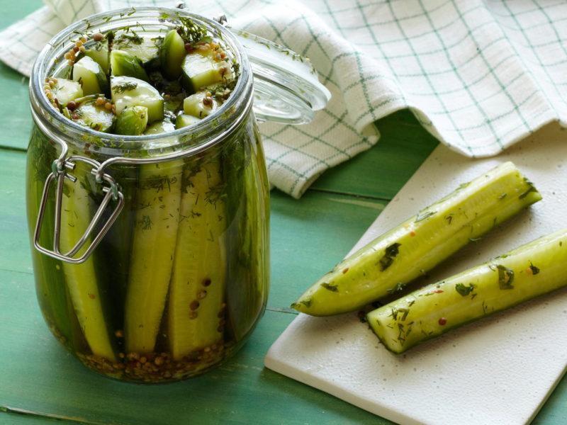 Маринованные на зиму овощи: 5 рецептов. Изображение номер 3