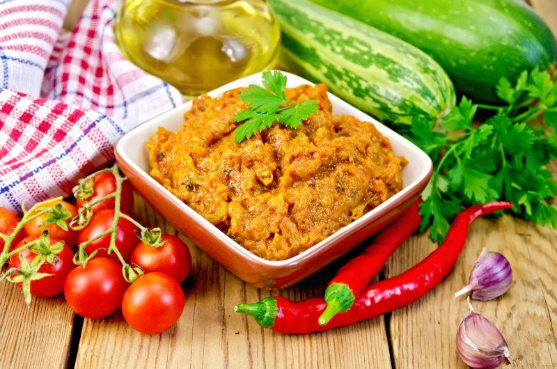 Маринованные на зиму овощи: 5 рецептов. Изображение номер 5