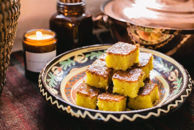 Изображение рецепта Апельсиновый пирог без муки
