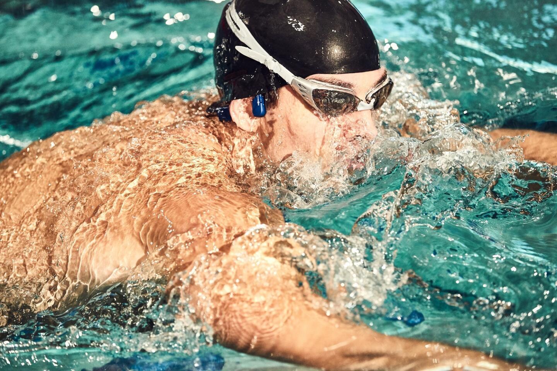 Наушники, в которых можно плавать в бассейне: лучшие модели. Изображение номер 5