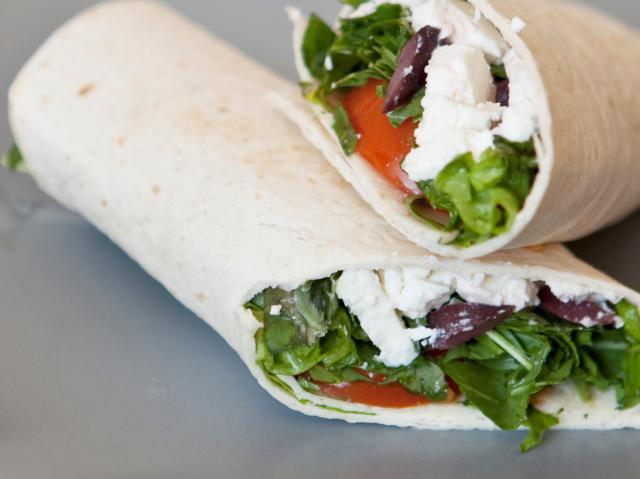 Обед в лаваше: учимся крутить полезные роллы. Изображение номер 3