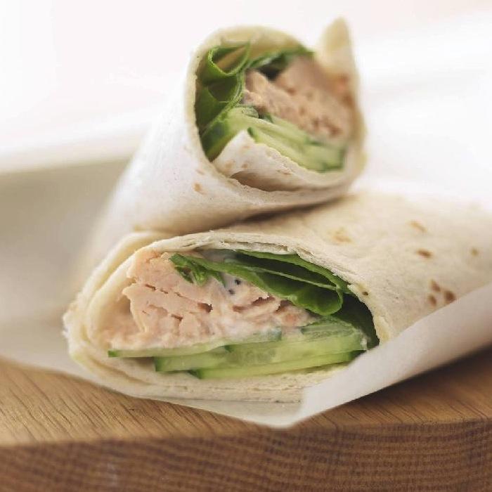 Обед в лаваше: учимся крутить полезные роллы. Изображение номер 6