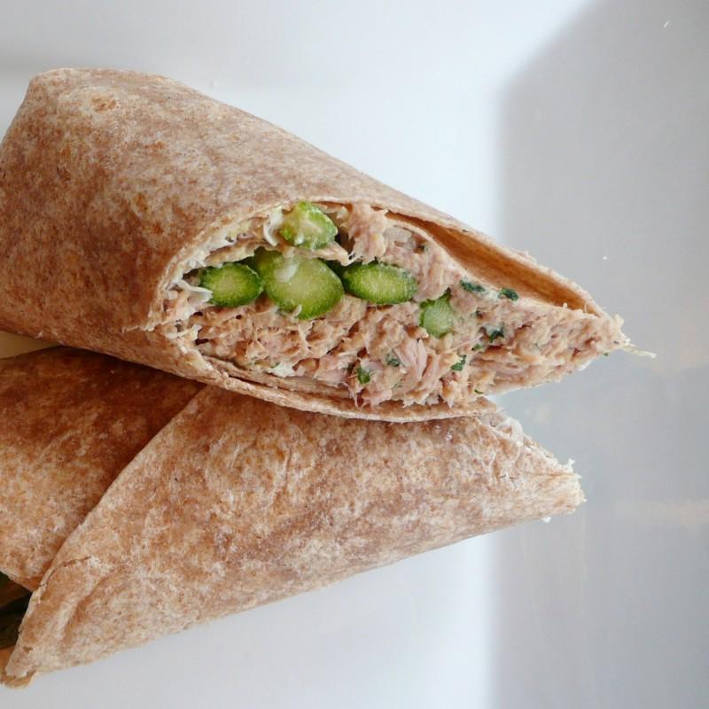 Обед в лаваше: учимся крутить полезные роллы. Изображение номер 8