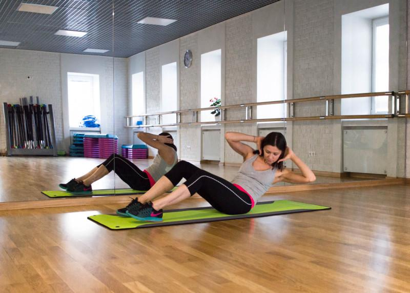 Отличная круговая жиросжигающая тренировка за полчаса. Изображение номер 2