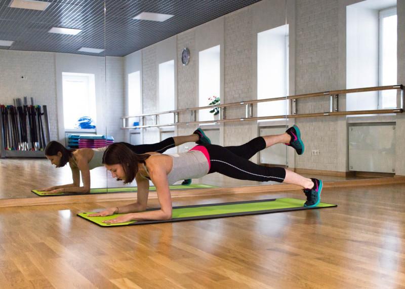 Отличная круговая жиросжигающая тренировка за полчаса. Изображение номер 3