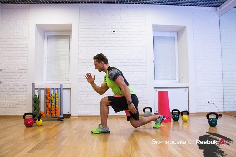 Прыжковая тренировка для сильных ног. Изображение номер 10