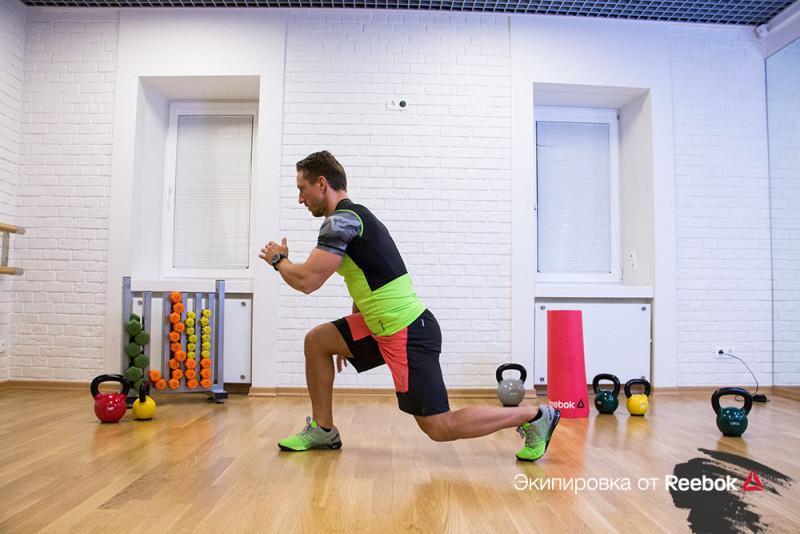 Прыжковая тренировка для сильных ног. Изображение номер 11