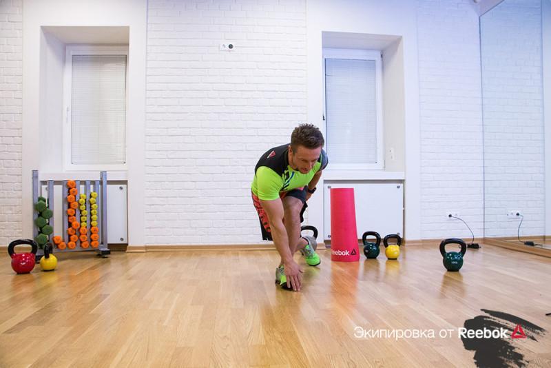 Прыжковая тренировка для сильных ног. Изображение номер 12