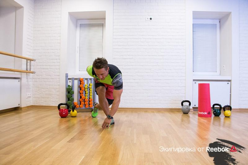 Прыжковая тренировка для сильных ног. Изображение номер 13