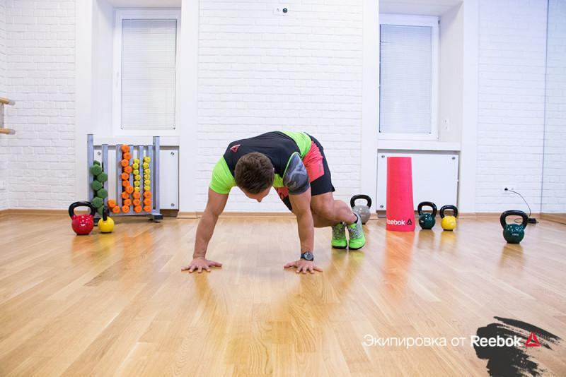 Прыжковая тренировка для сильных ног. Изображение номер 14