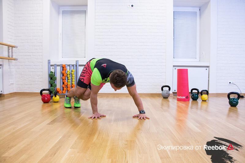 Прыжковая тренировка для сильных ног. Изображение номер 15